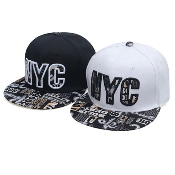 NY Design High Quality HipHop Snapback Men's Luxury Brand High Quality Design Golf Mesh Bone Hat