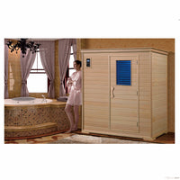 wooden sauna room Sauna Thermometer Hygrometer room health bathroom far-infrared health masage aerobic room heater bath furnitur