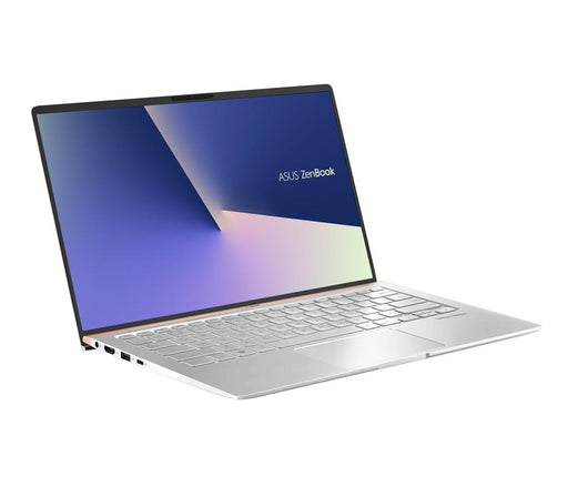 "Asus Zenbook Silver 14"" Win10 Pro"