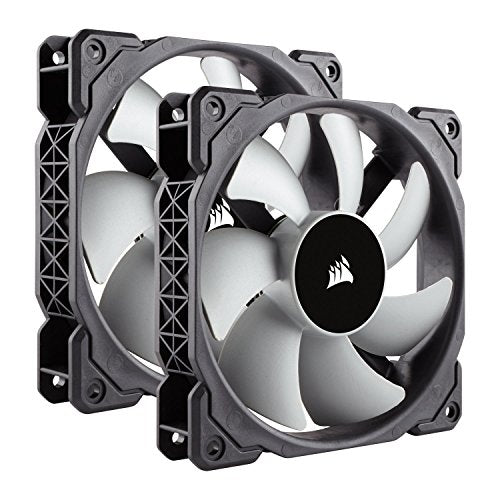 Corsair ML120 120mm Magnetic Levitation Fans (Twin-Pack)