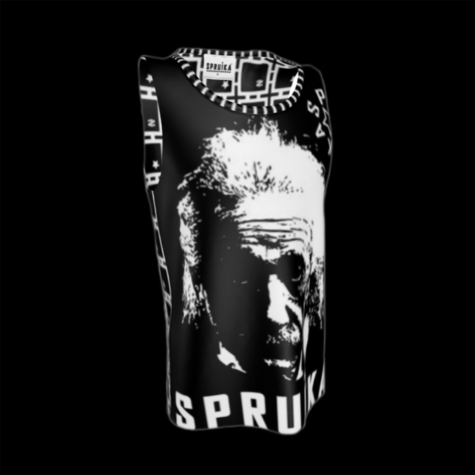 SPRUIKA 'Einstein' ICON Tank Top Vest.