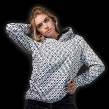 Load image into Gallery viewer, Larvotto Euphoria Hoodie (Femme Cut)