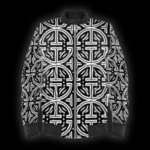Larvotto COLOSSEUM Jacket - Larvotto Exotic Streetwear