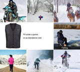 Power Bank Electric Heated Vest