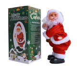 Christmas Presale Shaking hip Santa Claus