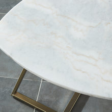Load image into Gallery viewer, White Marble Coffee Table | Best Home Furnishings