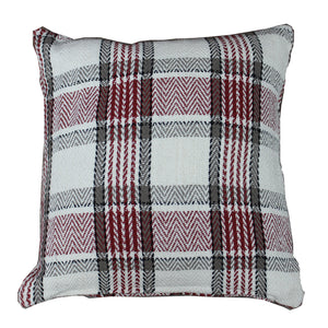 Red Highland Cushion
