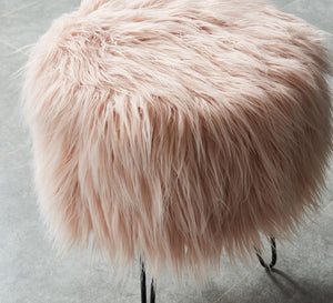 Blush Pink Ottoman | Best Home Decor