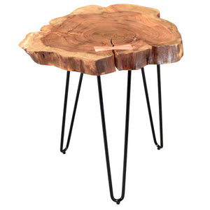 Natural Wood Accent Table Best Home Accent Furniture