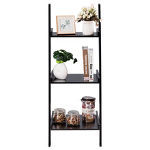 Load image into Gallery viewer, 3 Tier Leaning Wall Rack