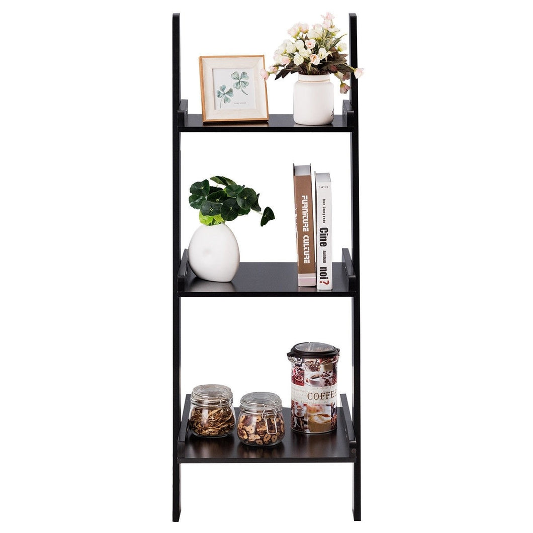 3 Tier Leaning Wall Rack