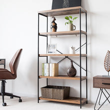 Load image into Gallery viewer, Industrial Storage Shelf home decor canada online