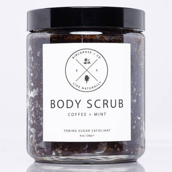 Body & face scrub  - Coffee & Peppermint