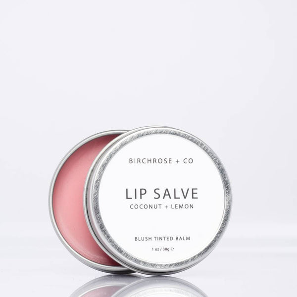 Lip Salve - Coconut + Lemon