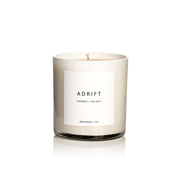 Candle ADRIFT - Coconut + Sea Salt