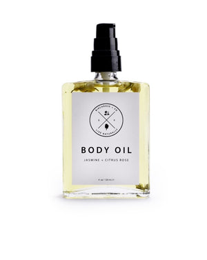Body Oil - Citrus Rose + Jasmine
