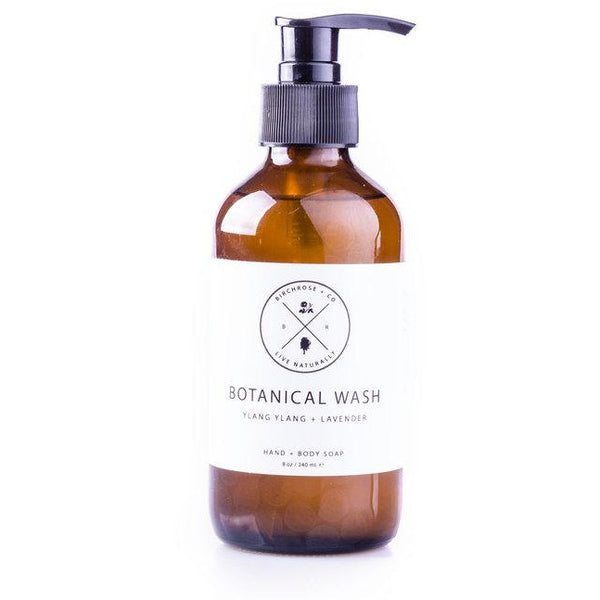 Ylang Ylang + Lavender Body Wash