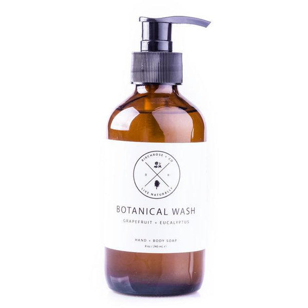 Grapefruit + Eucalyptus Hand & Body Wash