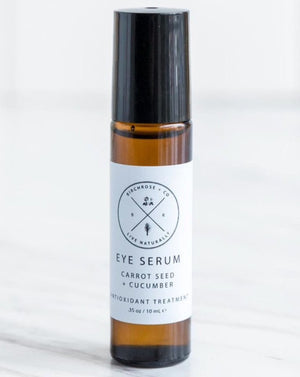 Day & Night Eye Serum - Carrot + Cucumber  Anti-aging face care
