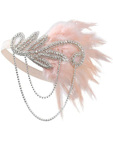 1920s Flapper Gatsby Costume Accessories Set