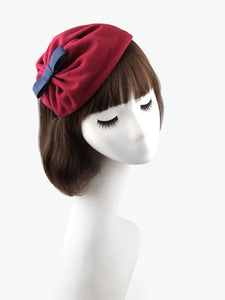 The Marvelous Mrs.Maisel Same Style Vintage 1950S Bow Half-Hat