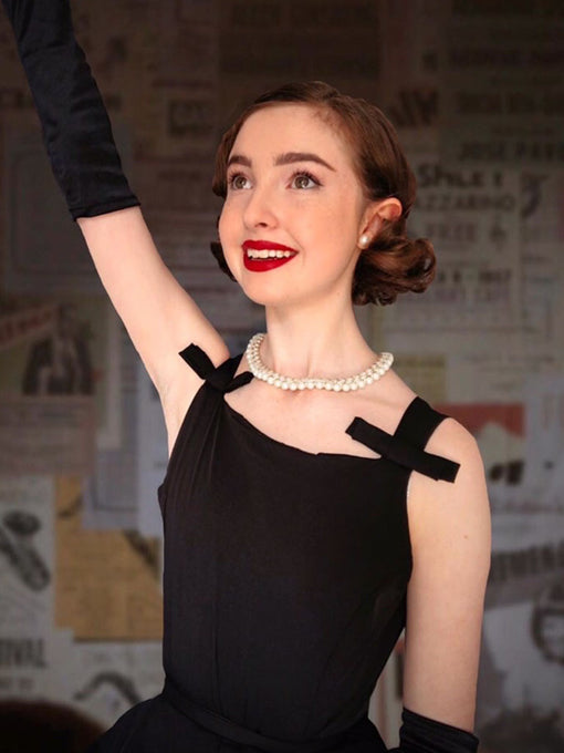 The Marvelous Mrs.Maisel Same Style Little Black Dress