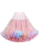 Load image into Gallery viewer, Convertible 1950s Petticoat Tutu Underskirt