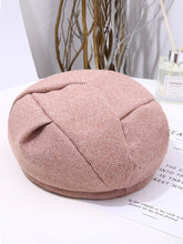 Load image into Gallery viewer, Pleated Nylon French Style Beret Cap/Hat