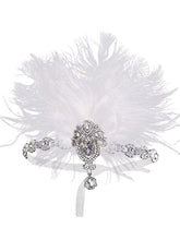 Load image into Gallery viewer, 1920S Flapper Costume Feather Accessory