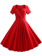 Load image into Gallery viewer, The Marvelous Mrs Same Style Cotton Vintage Dress