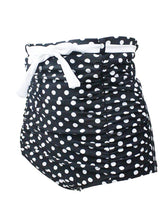 Load image into Gallery viewer, Concise High Waisted Dots Swimsuit For Beach And Hot Spring
