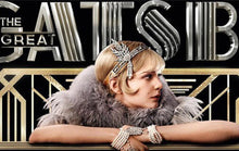 Load image into Gallery viewer, 1920S Flapper Costume Great Gatsby Accessory Set