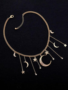 The Starry Night Stunning Necklace