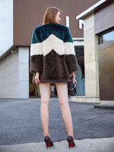 Load image into Gallery viewer, Faux Fur Long Coat Women Winter Coat