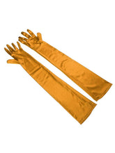Load image into Gallery viewer, 1920S Flapper Costume Gloves With All Colors