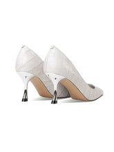 Load image into Gallery viewer, 7CM High Heel  Pointed Toe Leather Shoes