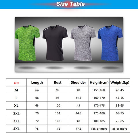Men Workout T-Shirts
