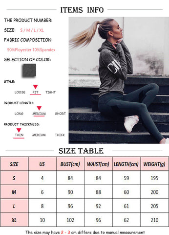 Fitness Breathable Sportswear Women T Shirt