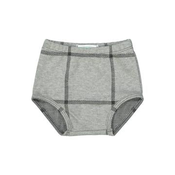 Gray Plaid Posh Winter Weave Bloomer X Eishes Style Collection