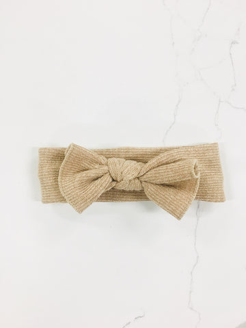 Wood Brown Headband