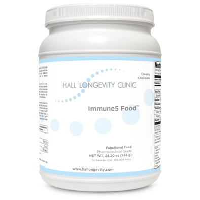 Immune 5 Food Chocolate Super Food Formula
