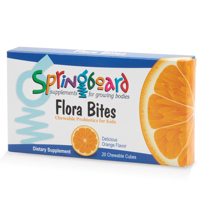 Springboard Flora Bites-Ortho Molecular Products