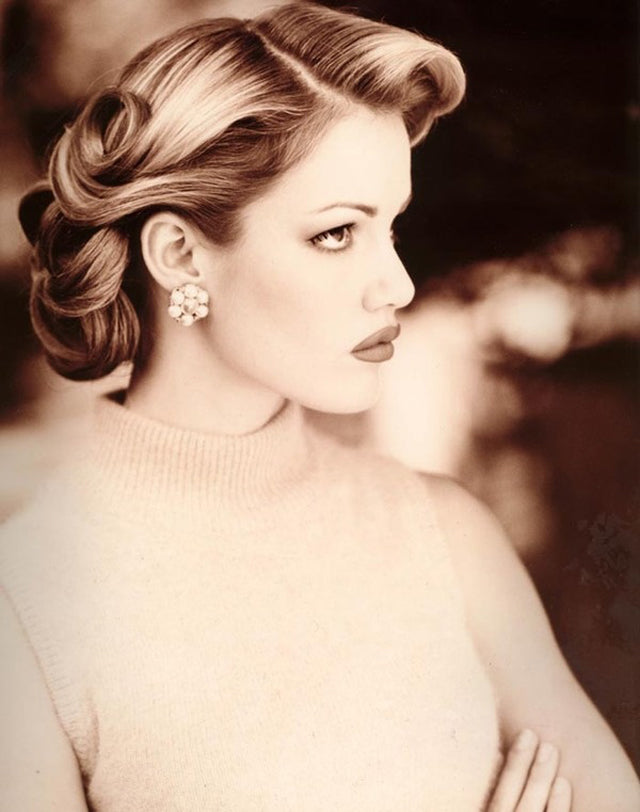 Vintage Wedding Hairstyles