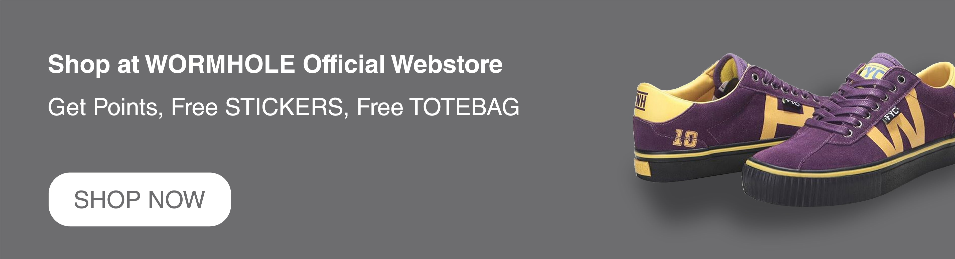 Shop At Wormhole Website