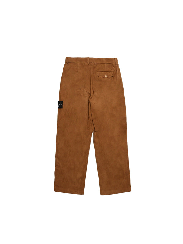 Courbet Painter Straight Suede Pants Hamilton