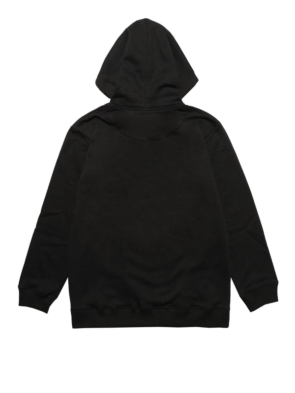 Wormhole Leave no Trace Hoodie Black