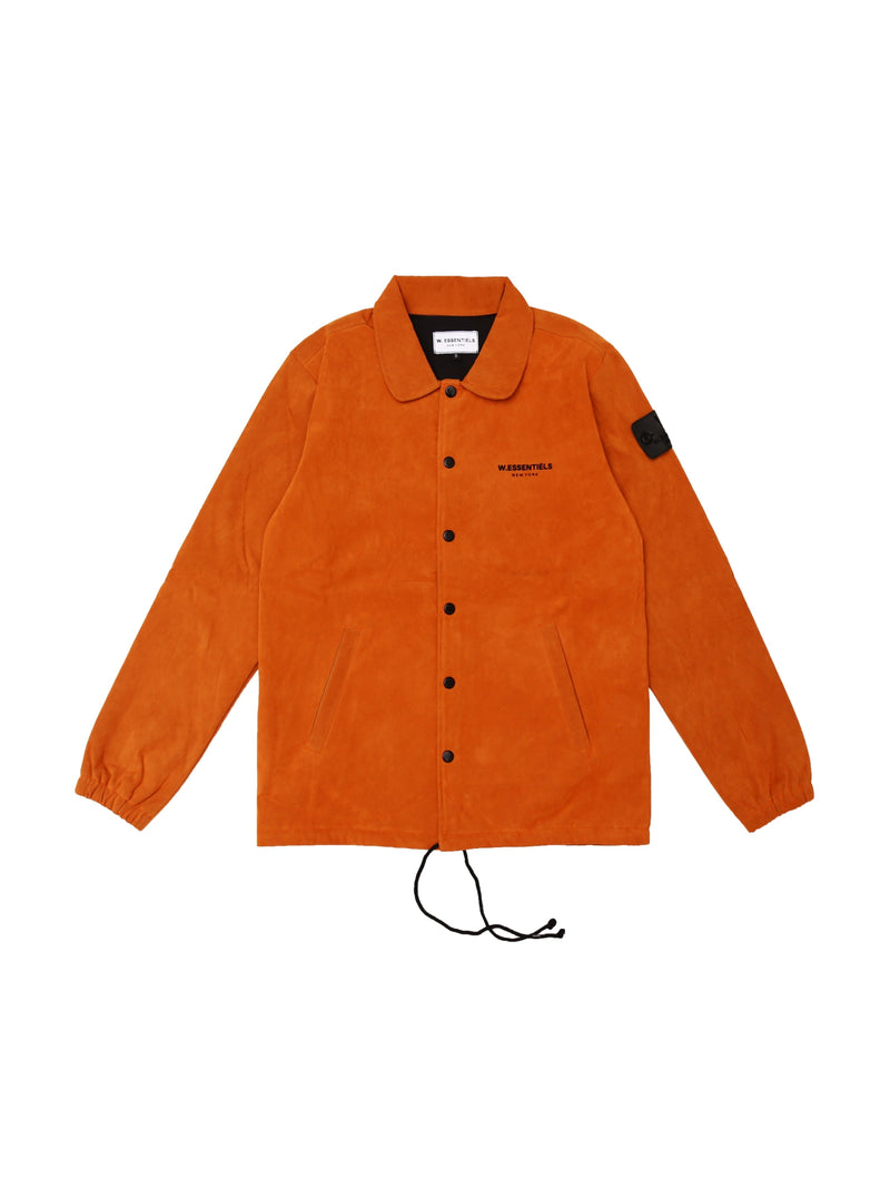 Le Faucon Windbreaker Jacket Oranje