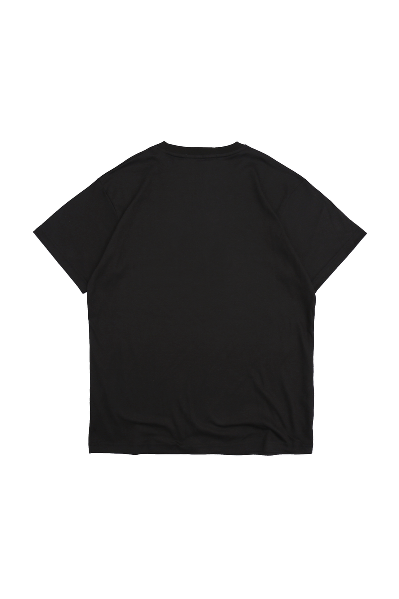 Wormhole Rodger Tee Black