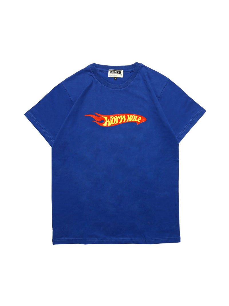 Wormhole Rodger Tee Royal