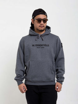 Ecume Oversize Hoodie Dark Heather